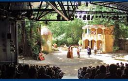 See open-air Shakespeare plays in Lincolnshire