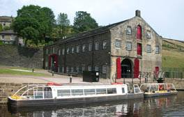 Visit England's highest, longest and deepest canal tunnel