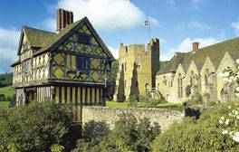Take an audio tour around Stokesay Castle