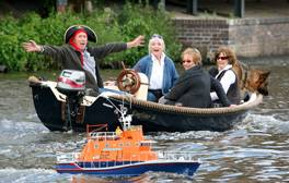 Experience Stratford-upon-Avon's River Festival