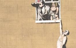 Banksy À Bristol