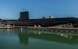 Uncover the secrets of the last British WW2 submarine
