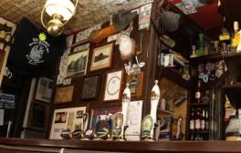 Enjoy a drink in Britain's smallest pub
