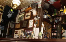 Enjoy a drink in Britain's smallest pub
