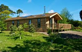 Stay in an eco-lodge at Somerleyton Estate