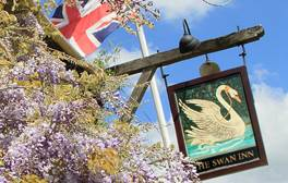 Enjoy a touch of class in a riverside Cotswold inn