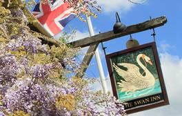 Enjoy a touch of class in a riverside Cotswold inn