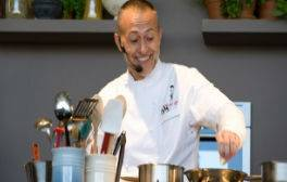 Take a Christmas cookery class with a celebrity chef