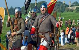 Follow in the footsteps of William the Conqueror