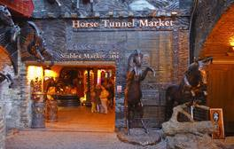 Pick up a bargain at Camden's Stables Market
