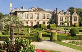 Take afternoon tea at Coombe Abbey
