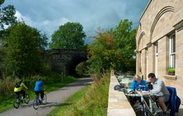 Lose yourself on the Monsal Trail