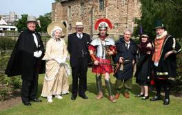 Take a guided walking tour and discover the real Colchester