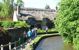 Explore the pretty village of Thornton Le Dale