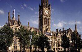Go behind the scenes of Manchester's Town Hall