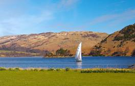 Wander like Wordsworth around Ullswater