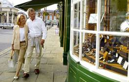 Enjoy an up market shopping experience in Beverley