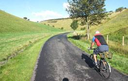 Go cycling in the Yorkshire Wolds