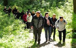 Enjoy Nordic walking at the Walking and Outdoors Festival