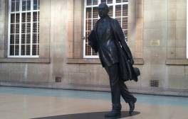 Walk in the footsteps of Phillip Larkin