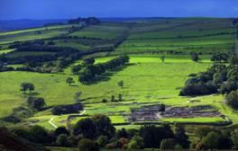 Fouilles Romaines De Vindolanda