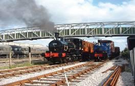 Take a trip with Thomas at the Bucks Railway Centre