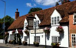 Visit top chef Tom Kerridge's Michelin pub in Marlow