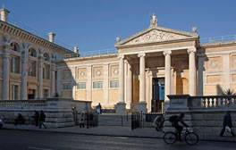Visit Ashmolean Museum, the world's first public museum