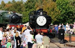 Enjoy a ride on the Great Western Railway