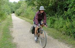 Explore the Hanson Way on National Cycle Route 5