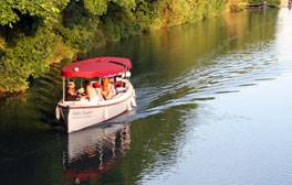 Recreate the real Alice in Wonderland's river trip