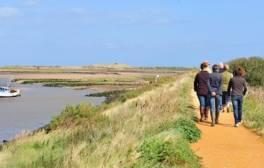 Explore the Norfolk Coast Path