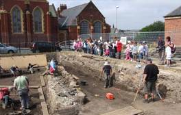 Take part in your very own Time Team project at Hadrian's Wall