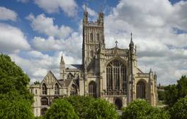 Take a tour of Gloucester Cathedral's Gothic Tower