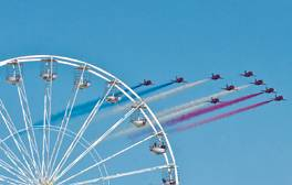 Flock to Weston for a fabulous air show