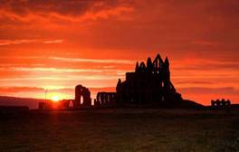 Experience life as a monk at historic Whitby Abbey