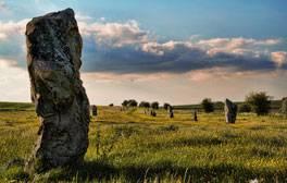 Archäologische Entdeckungen in Avebury