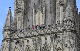 Singen Sie mit dem Chor der Kathedrale