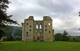 Discover Old Wardour Castle's bloodthirsty past