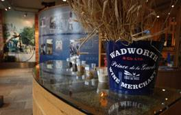 Discover the history of Wadworth brewing in Devizes
