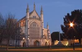 Inspírese en Winchester