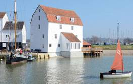 Explore Woodbridge Tide Mill