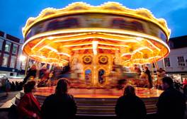 Enjoy the festive season at Worcester's Victorian Christmas Fayre