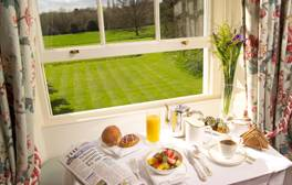 Stay at stylish Middlethorpe Hall and Spa