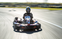 Be spoilt for choice for an adrenaline fix at Karting North East