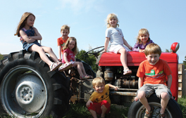 Animal antics & farm fun for the family at Down at the Farm