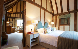 Enjoy a relaxing stay at The Swan at Lavenham