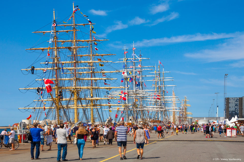 Tall Ships Regatta, Sail Training International