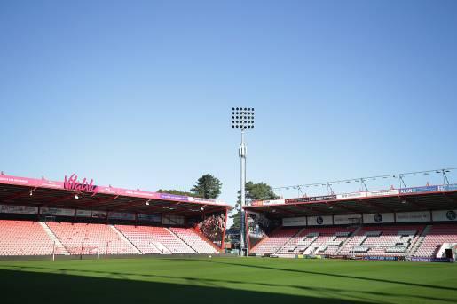 Vitality Stadium, Bournemouth
