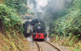Full steam ahead on a loco driven by you